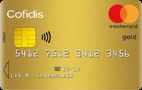 Banque Cofidis carte bancaire