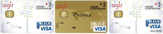 Banque Crédit Coopératif - cartes