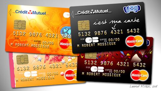 Banque Crédit Suisse - Carte
